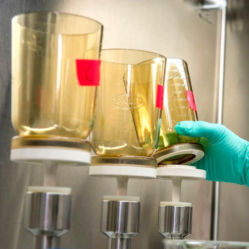 Vidrios de laboratorios en MYC Diagnostica
